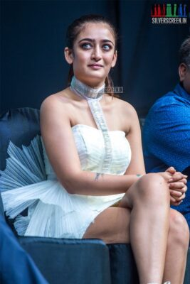 Akshara Haasan At The 'Kadaram Kondan' Press Meet