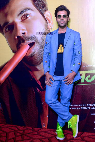 Rajkummar Rao At The 'Judgemental Hai Kya' Trailer Launch
