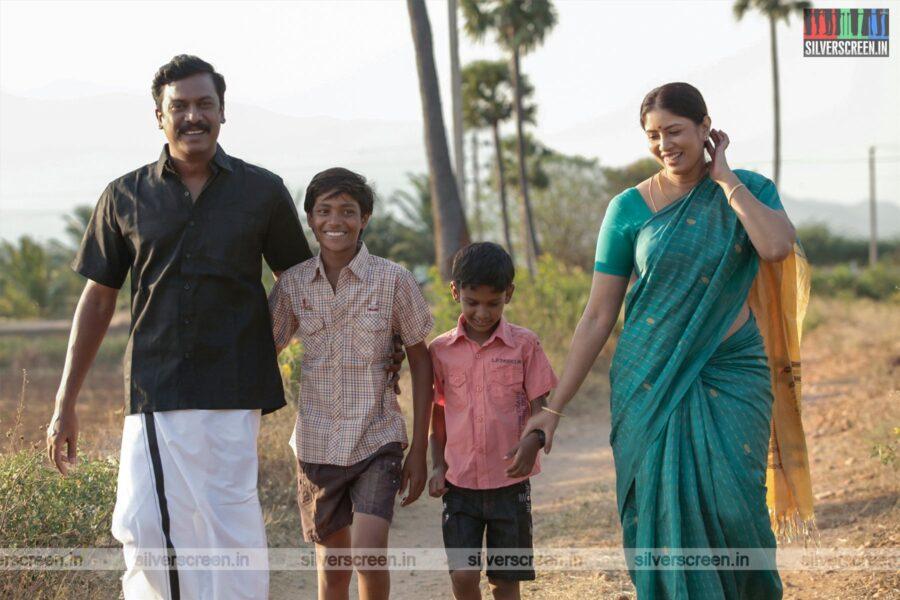 Kolanji Movie Stills Starring Samuthirakani, Sanghavi