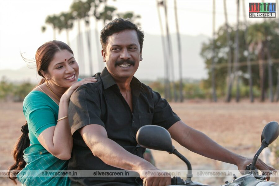 Kolanji Movie Stills Starring Samuthirakani, Sanghavi
