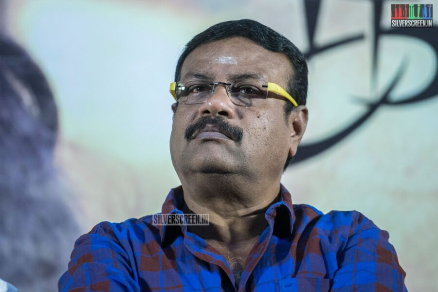 Ilavarasu At The 'Kalavani 2' Press Meet