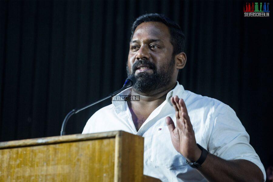 Robo Shankar At The 'Kalavani 2' Press Meet
