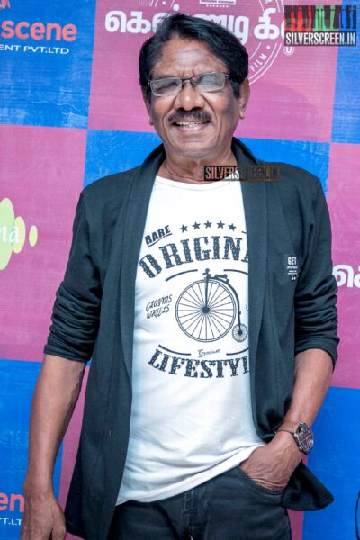 P Bharathiraja At The 'Kennedy Club' Audio Launch