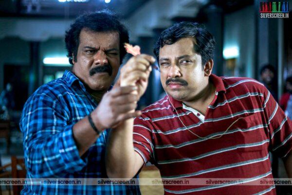 Petromax Movie Stills Starring Munishkanth