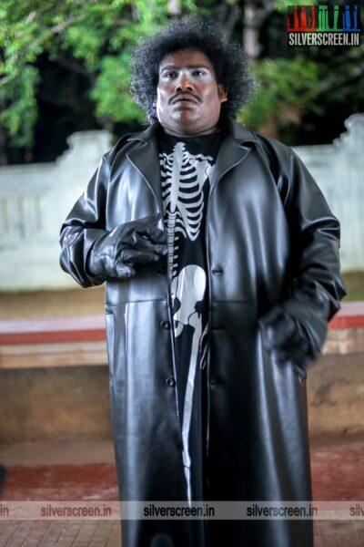 Petromax Movie Stills Starring Yogi Babu