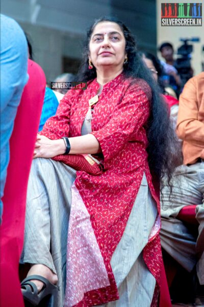 Suhasini Mani Ratnam At K Balachander's 89th Birth Anniversary Event