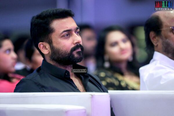 Suriya At The 'Kaappaan' Audio Launch