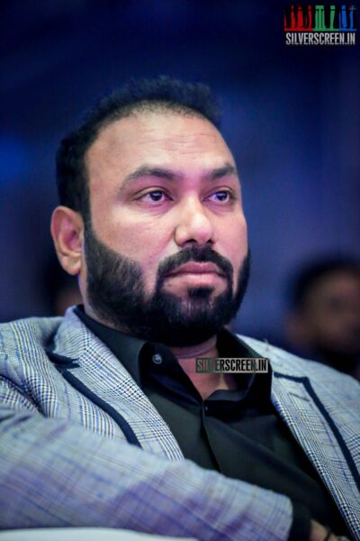 Celebrities At The 'Kaappaan' Audio Launch