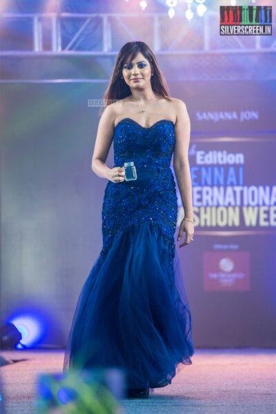 Aishwarya Dutta At The Chennai International Fashion Week - Day 1