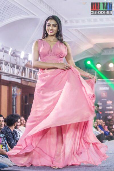 Models At The Chennai International Fashion Week - Day 1