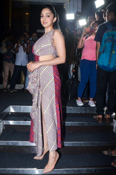 Kiara Advani At The 'Kabir Singh' Success Meet
