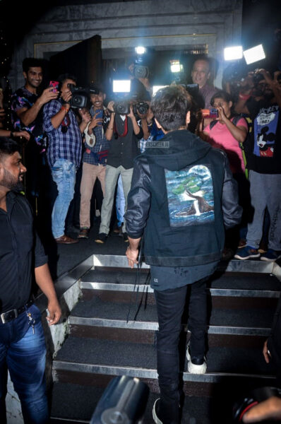 Shahid Kapoor At The 'Kabir Singh' Success Meet