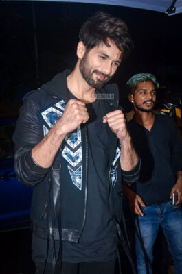 Shahid Kapoor At The 'Kabir Singh' Success Meet