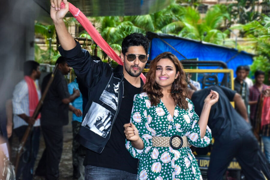 Siddharth Malhotra, Parineeti Chopra At The Jabariya Jodi Trailer Launch