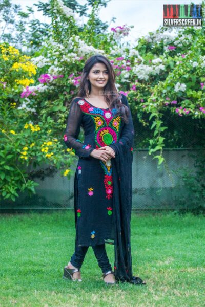 Shirin Kanchwala At The 'Nenjamundu Nermaiyundu Odu Raja' Success Meet