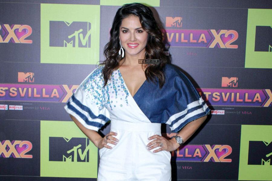 Sunny Leone At The MTV's Splitsvilla X2 Launch