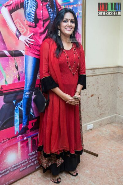 Devadarshini At The 'Jackpot' Audio Launch