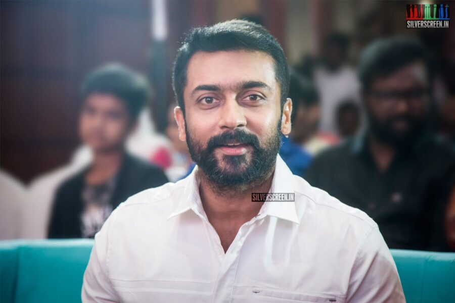 Suriya At The 'Jackpot' Audio Launch