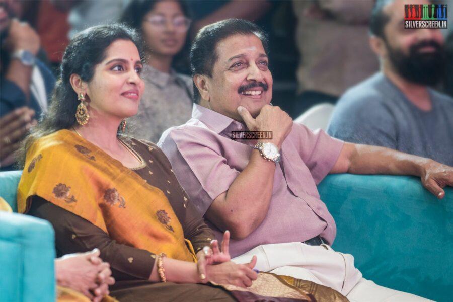 Sivakumar At The 'Jackpot' Audio Launch