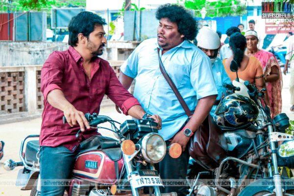 Taana Movie Stills Starring Vaibhav, Yogi Babu