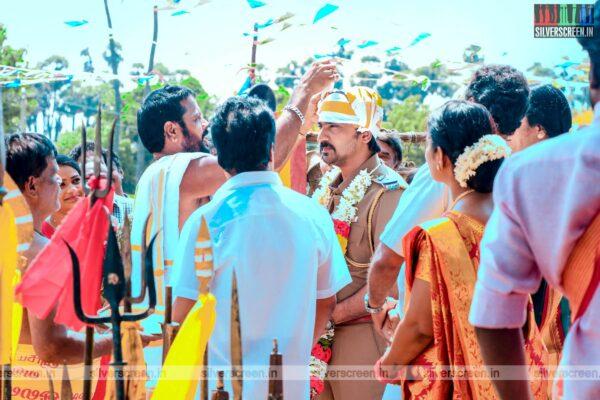 Taana Movie Stills Starring Vaibhav