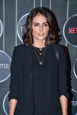Mandana Karimi At The 'Typewriter' Premiere