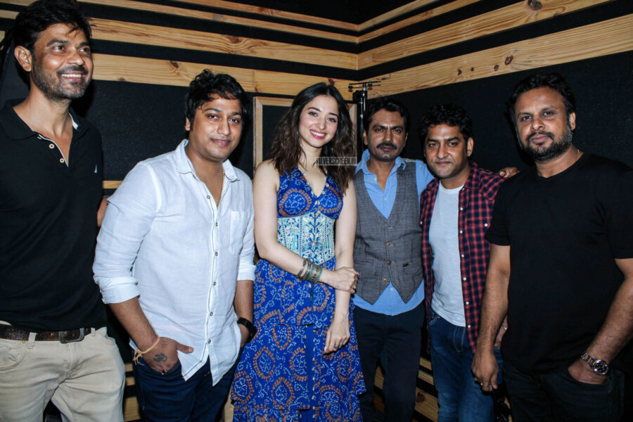 Tamannaah, Nawazuddin Siddiqui At The 'Bole Chudiyan' Press Meet