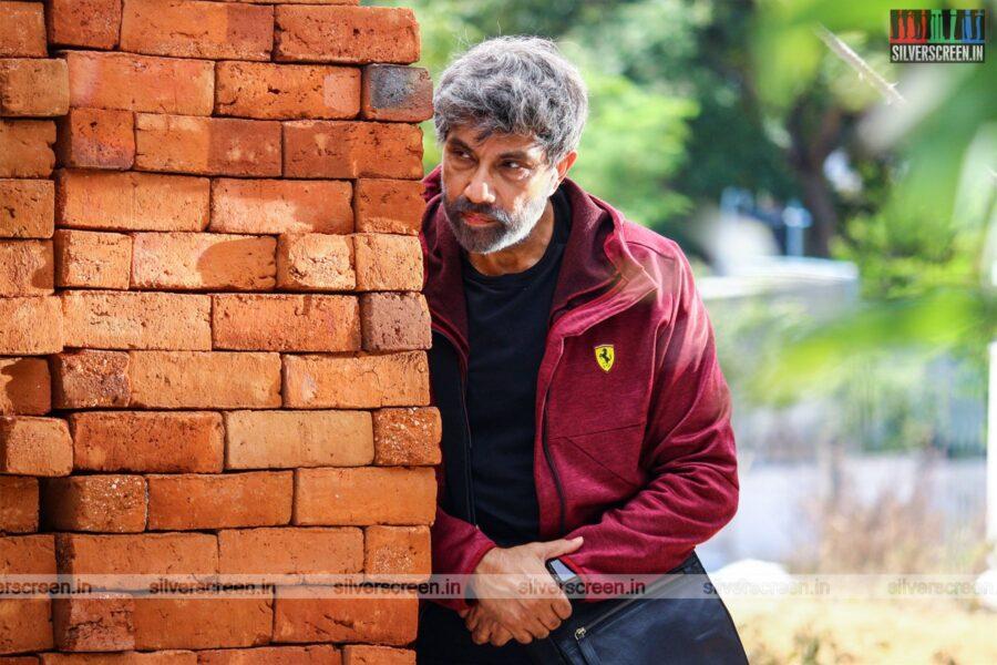 Theerpugal Virkapadum Movie Stills Starring Sathyaraj