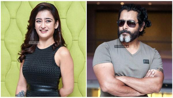Vikram, Akshara Haasan Promote 'Mister KK'