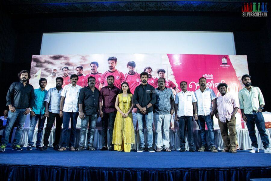 Celebrities At The 'Vennila Kabaddi Kuzhu 2' Press Meet