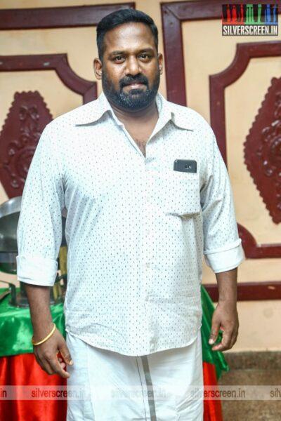 Robo Shankar At The Kalavani 2 Success Meet
