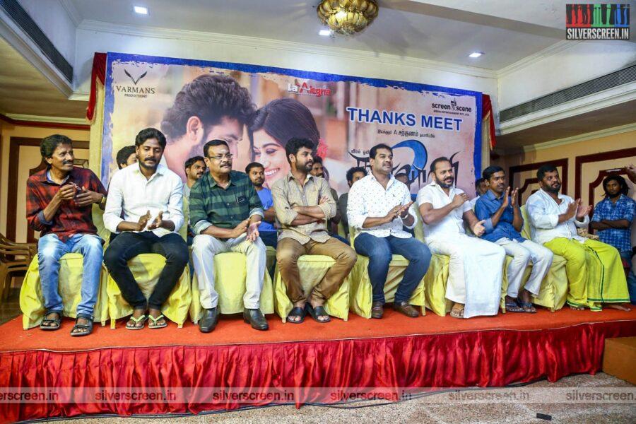 Robo Shankar, Vimal At The Kalavani 2 Success Meet