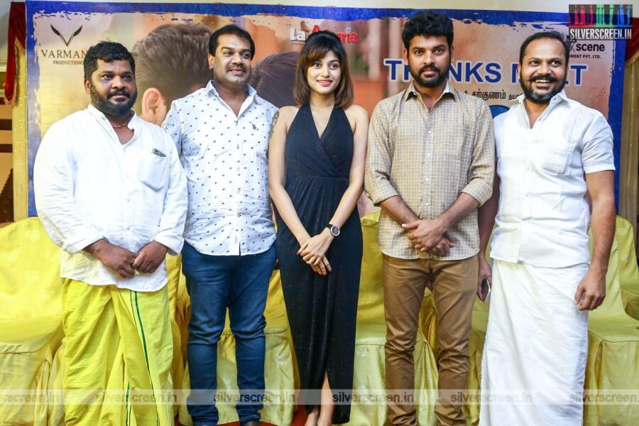 Vimal, Oviya At The Kalavani 2 Success Meet