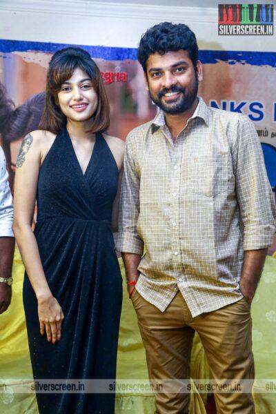 Vimal, Oviya At The Kalavani 2 Success Meet