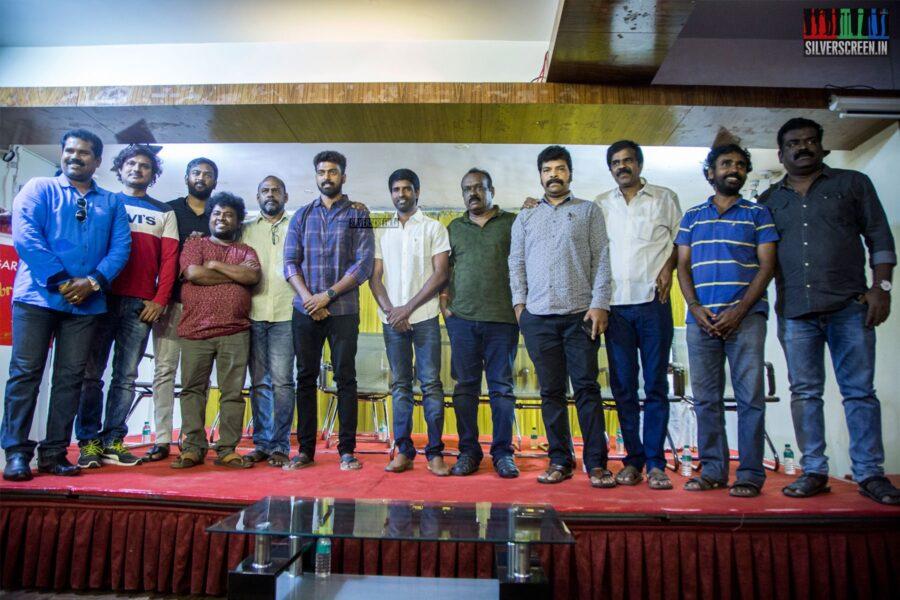 Soori, Vikranth At The 'Vennila Kabaddi Kuzhu 2' Succeess Meet