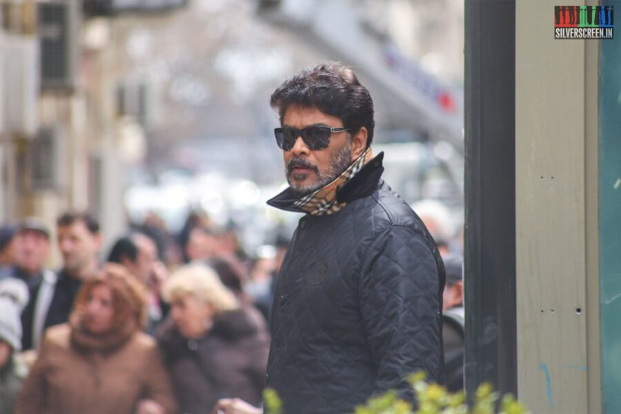 Action Movie Stills Starring Sundar C