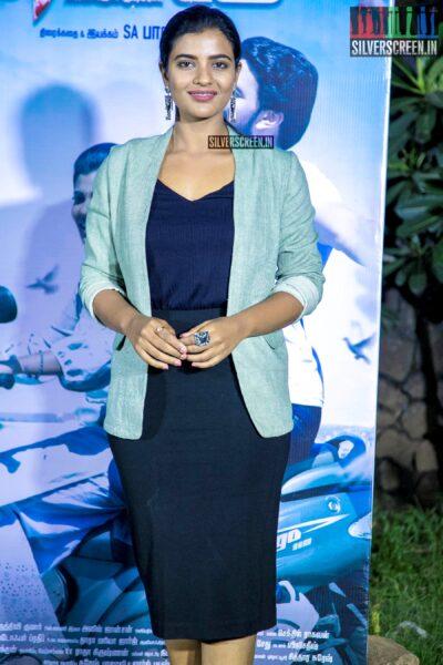 Aishwarya Rajesh At The 'Mei' Press Meet