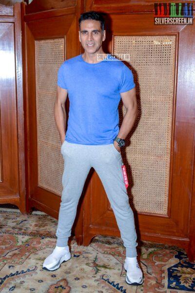 Akshay Kumar Promotes 'Mission Mangal'