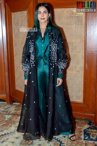 Kirti Kulhari Promotes 'Mission Mangal'