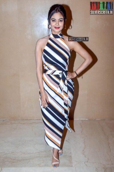 Meera Chopra At The 'Section 375' Trailer Launch