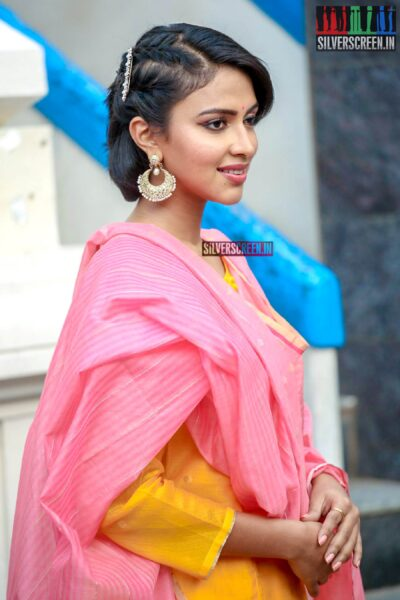 Amala Paul At A Movie Launch
