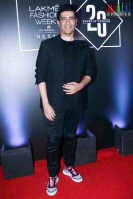 Celebrities At The Lakme Fashion Week Press Meet
