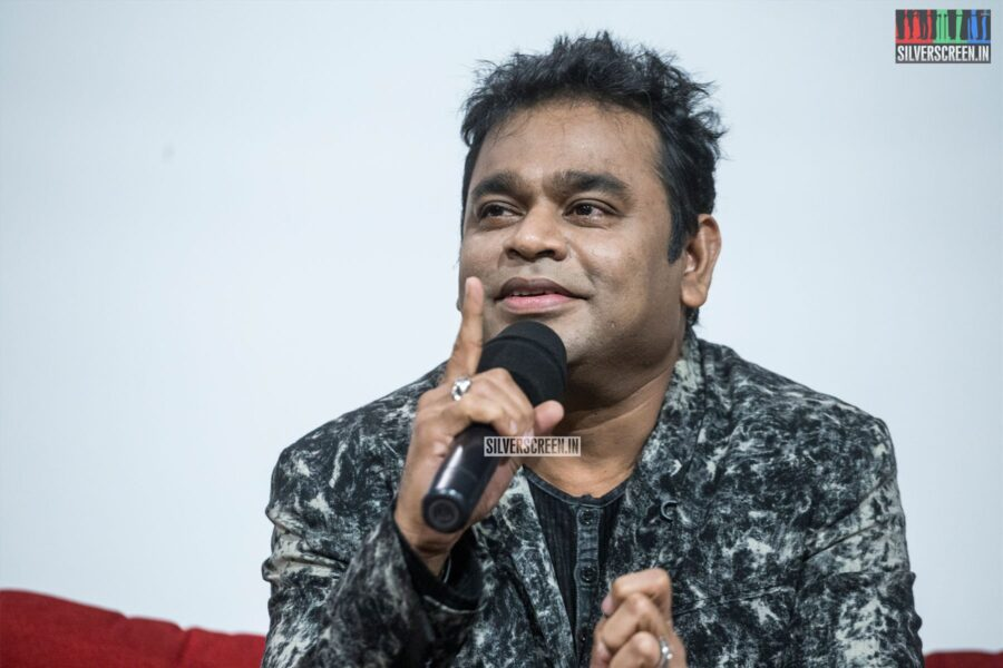AR Rahman Press Meet Photos