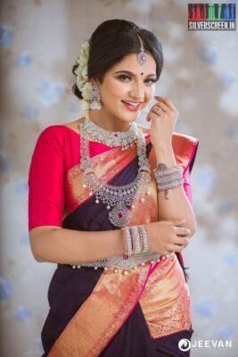 Chithu Photoshoot Stills