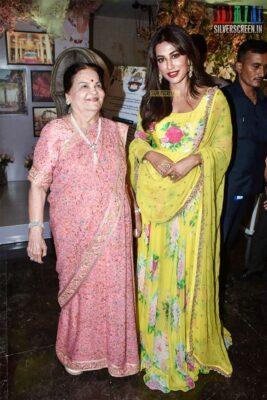 Chitrangda At IMC's Exhibition In Mumbai