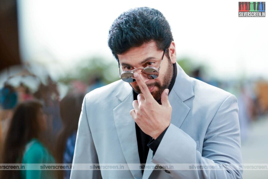 Comali Movie Stills Starring Jayam Ravi