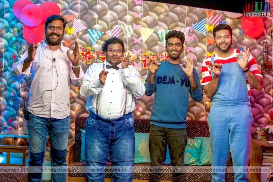 Comali Movie Stills Starring Jayam Ravi