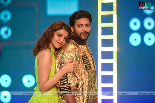Comali Movie Stills Starring Jayam Ravi, Kajal Aggarwal