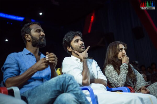 Dhanush At The 'Asuran' Audio Launch