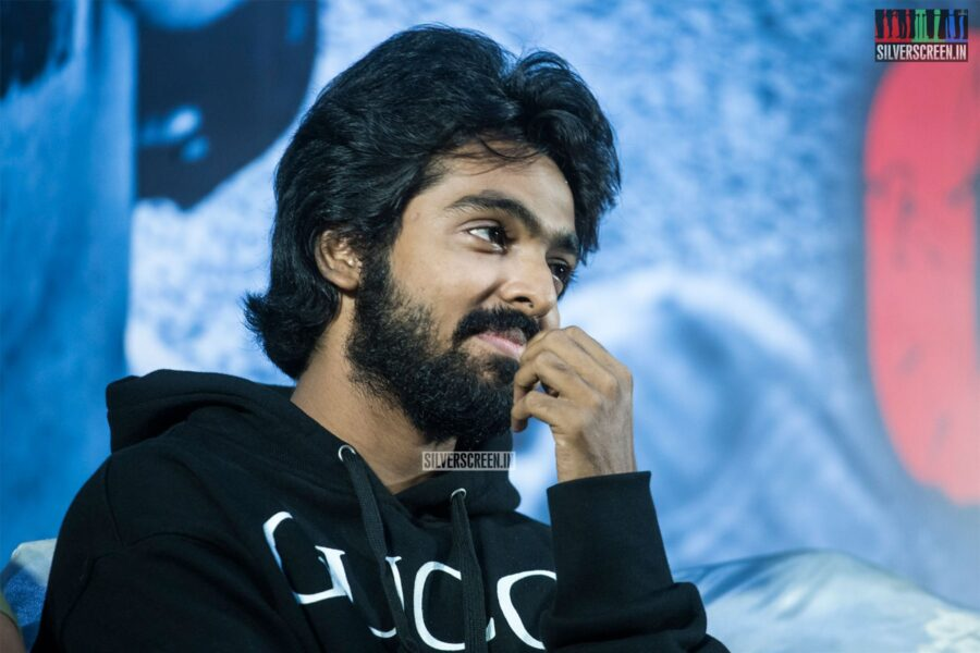 GV Prakash Kumar At The 'Asuran' Audio Launch
